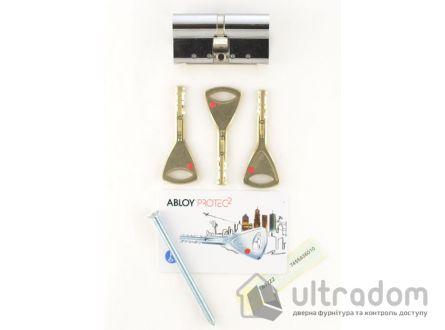 Замковый цилиндр ABLOY Protec 2 ключ-ключ, 77 мм