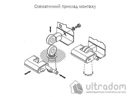 Крепление VIRO BOX для петли на роллеты