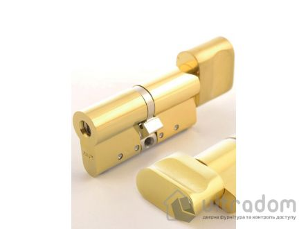 Замковый цилиндр ABLOY Protec 2 ключ-вороток, 67 мм