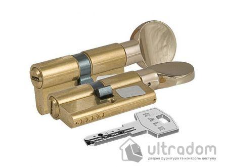 Цилиндр дверной KALE 164  BM ключ-вороток 68 мм