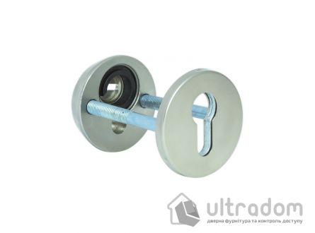 Броненакладка для цилиндра ESETY SL3 40-75 мм, матовый никель
