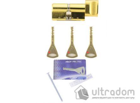 Замковый цилиндр ABLOY Protec 2 HARD ключ-вороток, 68 мм