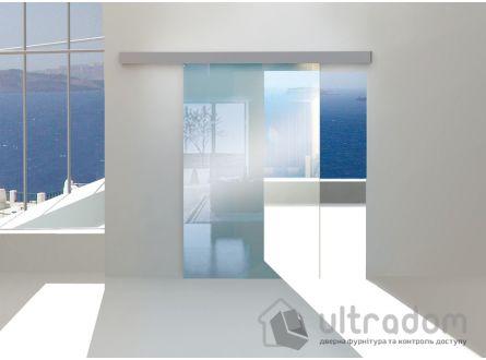 Valcomp Herkules Glass комплект фурнитуры для  стеклянной раздвижной двери