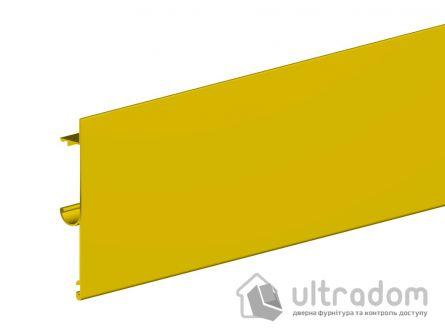 Маскировачная планка, цвет - матовое золото, для систем Valcomp Herkules