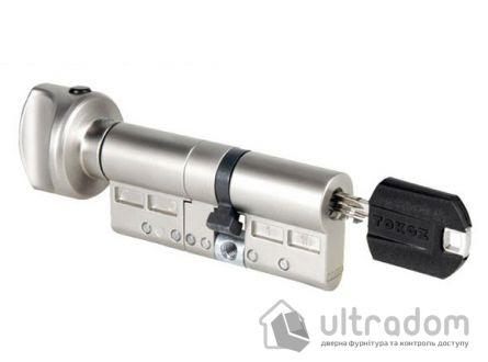Цилиндр дверной TOKOZ PRO 300 ключ-вороток   100 мм