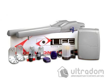 LIFE SetUP OP2 24 UNI DL Автоматика для распашных ворот до 2м - 200 кг