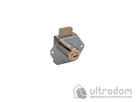 Замок для мебели повышенной надежности MUL-T-LOCK Drawer Bolt.