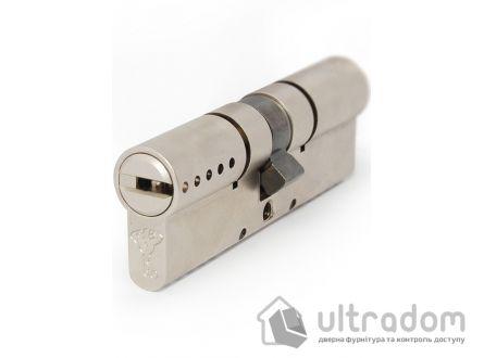 Цилиндр дверной Mul-T-Lock Interactive+ ключ-ключ., 90 мм
