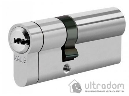 Цилиндр дверной KALE 164 KTB ключ-ключ 90 мм