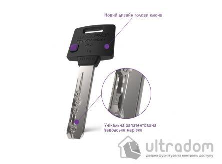 Цилиндр дверной Mul-T-Lock Classic Pro кл-вороток., 71 мм