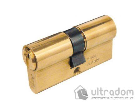 Цилиндр дверной ISEO F5 ключ-ключ, 60 мм