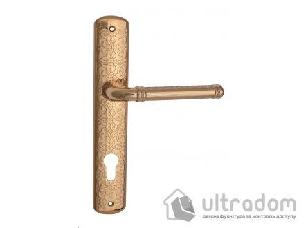 Ручка дверная на планке Doganlar TOPKAPI, золото