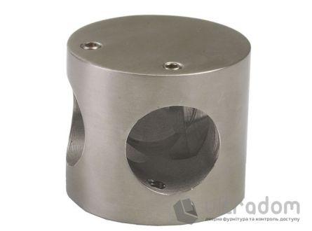 Amig соединяющая муфта с двумя отверстиями мод.100 50*43 мм