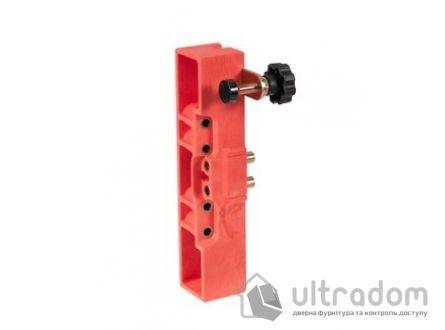 AGB Шаблон (кондуктор) для установки ввёртных 3D петель 14/16 мм