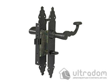 AMIG Комплект замка санузлового Kit VENUS кованый стиль