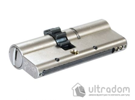 Цилиндр дверной Mul-T-Lock MT5+ ключ-ключ., 80 мм