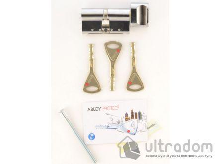 Замковый цилиндр ABLOY Protec 2 ключ-вороток, 62 мм
