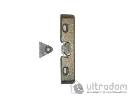 Защёлка балконная KALE 9 см, система - 9 мм