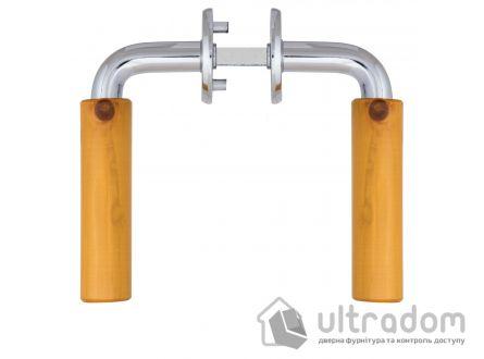 Дверная ручка  ABLOY  VILLA 11/007 хром полированный