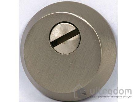 Броненакладка для цилиндра SIBA S400 SN, матовый никель