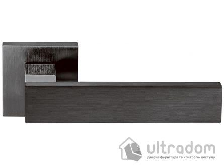 Дверная ручка COLOMBO Alba LC 91  графит матовый