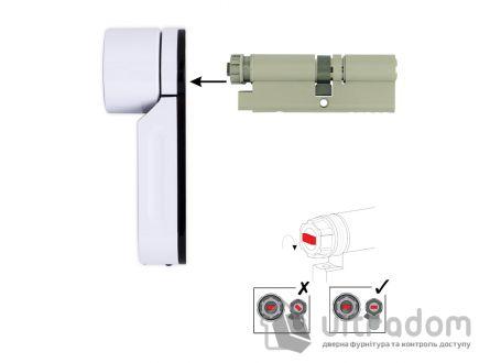 Цилиндр дверной MUL-T-LOCK ENTR 71 мм