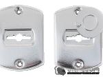 image 2 of Комплект накладок  BORDER НП1-005 (под сувальдный ключ)