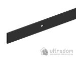 image 1 of Направляющая рельса 2400 мм Mantion ROC Design в стиле LOFT, матовая чёрная