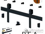 image 1 of Valcomp DESIGN LINE комплект раздвижной системы REA в стиле LOFT