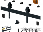 image 1 of Valcomp DESIGN LINE комплект раздвижной системы IZYDA  в стиле LOFT