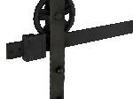 image 2 of Комплект подвесной раздвижной системы Valcomp IZYDA IZ20 в стиле LOFT (213-454)
