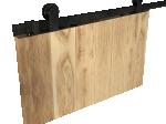 image 5 of Комплект подвесной раздвижной системы Valcomp LUNA LN20 в стиле LOFT (213-452)