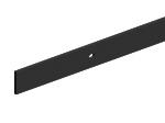 image 3 of Направляющая рельса 1950 мм Mantion ROC Design в стиле LOFT, матовая чёрная (217-602)