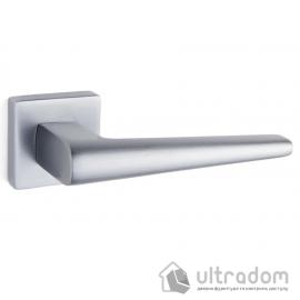 Дверная ручка SYSTEM HANDLE BUTTO матовый хром image