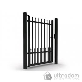 Осевая петля - доводчик NITTO AFD для калитки либо ворот image