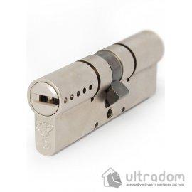 Цилиндр дверной Mul-T-Lock Interactive+ ключ-ключ., 76 мм image