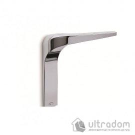 Ручка дверная на планке Convex 2055 (хром полированный) image