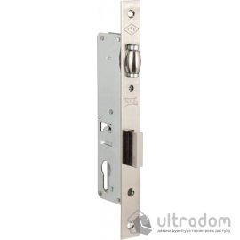 Корпус замка с роликом KALE 155-25 для алюминиевой двери. image