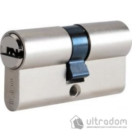 Цилиндр дверной ISEO R6 ключ-ключ, 80 мм  image