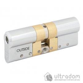 Замковый цилиндр ABLOY Protec 2 HARD ключ-ключ, 93 мм image