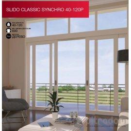 HAFELE раздвижная синхронная система Slido Classic Synchro 40-120 P image