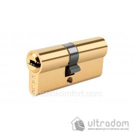 Цилиндр дверной KALE 164  BNE ключ-ключ 76 мм латунь image