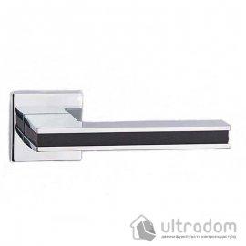 Дверная ручкаBAG  Black Line SC- матовый хром image