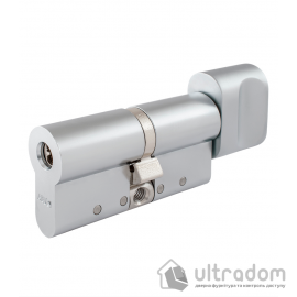 Дверной цилиндр ABLOY Novel ключ-вороток, 129 мм image