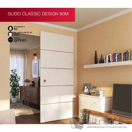 HAFELE раздвижная система со скрытой фурнитурой Slido Classic Design  80M image
