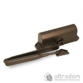 Дверной доводчик DORMA TS77 EN3, коричневый (76050103) image