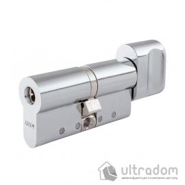 Дверной цилиндр ABLOY Novel ключ-вороток, 79 мм image