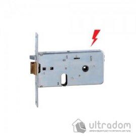 Врезной электромеханический осовной замок-защёлка ISEO 551 image