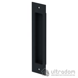 Ручка - ракушка Valcomp для подвесной раздвижной системы в стиле LOFT (337-100) image