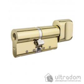 Замковый цилиндр ABLOY Protec 2 ключ-вороток, 62 мм image